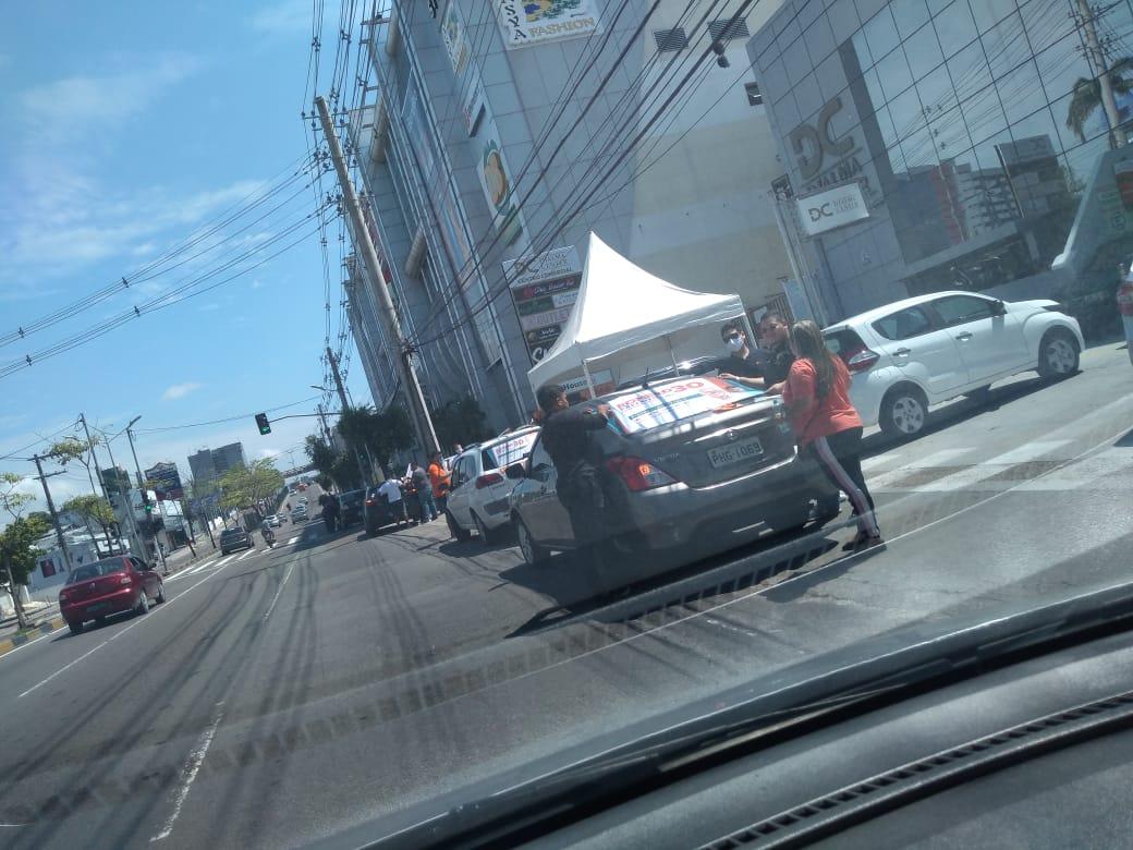 Manaus: Pouca movimentação de cabos eleitorais marcam o primeiro dia de campanha