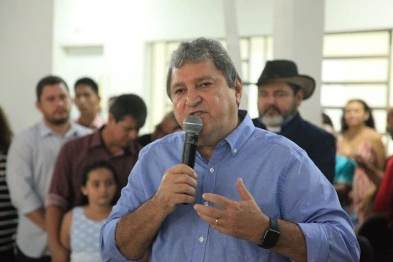 MPE entra com pedido de impugnação de registro de candidatura de Romeiro Mendonça