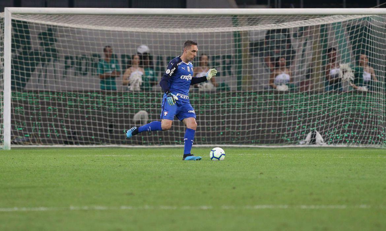 No Ceará, Fernando Prass reencontra Palmeiras em duelo pela Série A