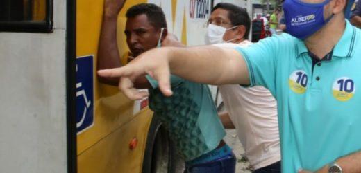 Alberto Neto processa site que entrevistou rapaz apreendido em abordagem policial