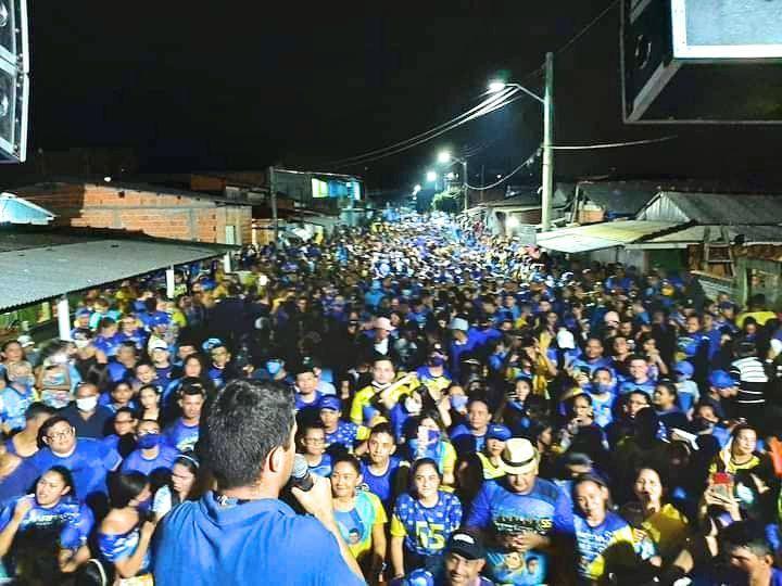 MPE requisita investigação de comício com aglomeração de pessoas em Nhamundá