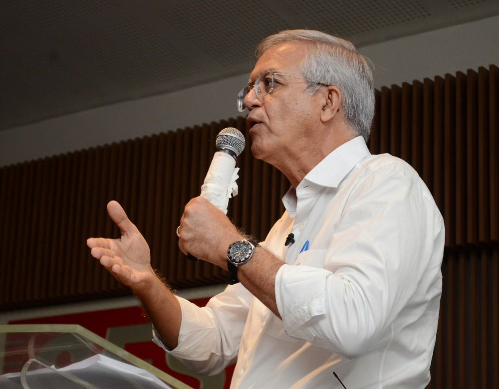 Romero Reis testa positivo para Covid-19 e cancela agendas eleitorais