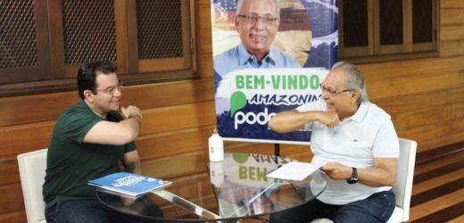 Pesquisa DMP confirma Amazonino na liderança, no primeiro e segundo turnos