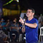 David Almeida recebe R$ 700 mil do Avante para campanha