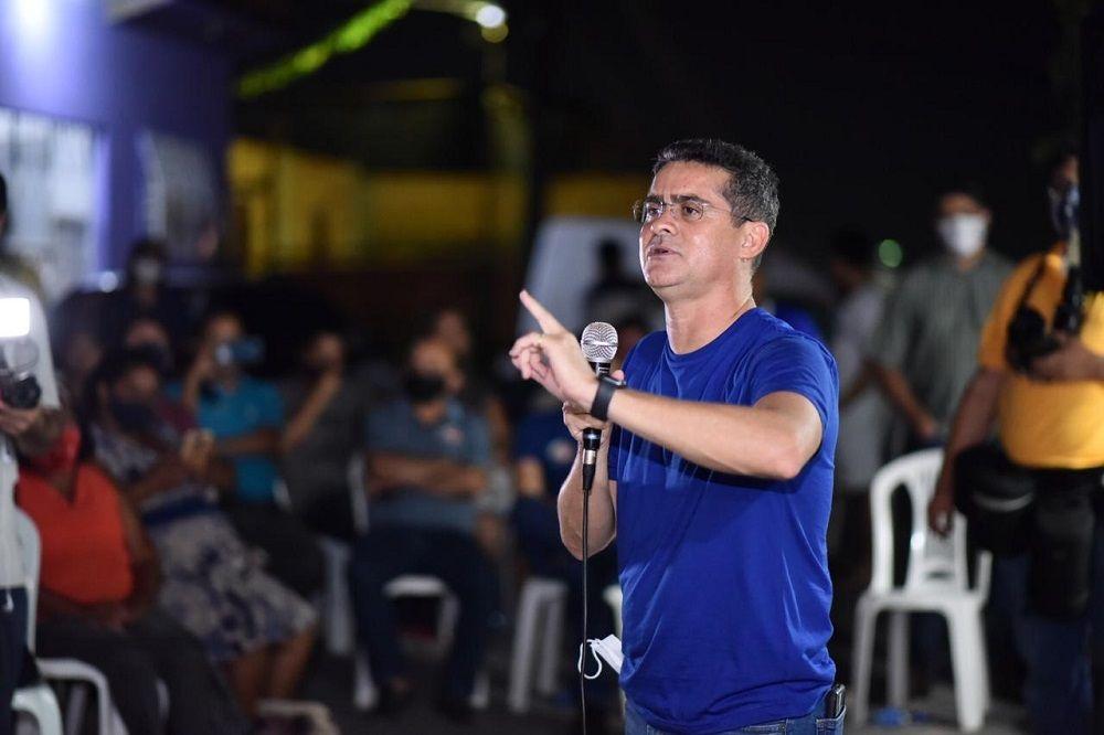 David e Rotta vão intensificar legalização de terras em Manaus