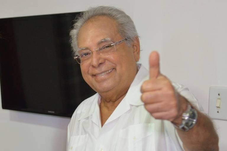 Eleições 2020: Amazonino parabeniza David Almeida pela vitória