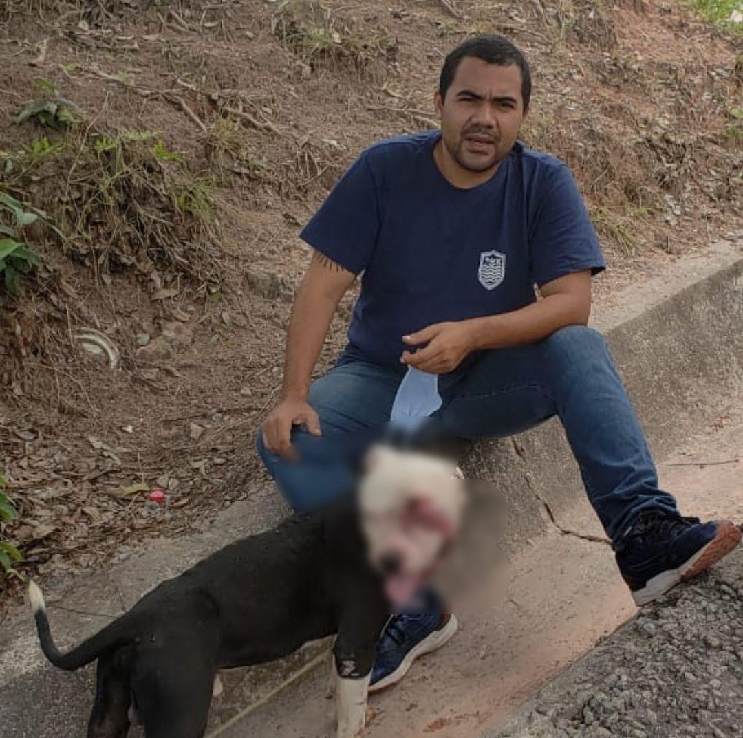 João Sarmanho diz que todos os dias presencia animais abandonados nas ruas de Manaus e essa situação precisa mudar