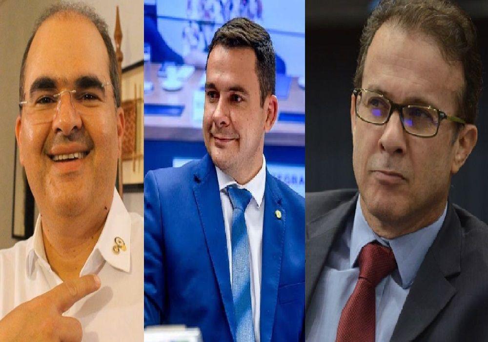 Nicolau, Alberto Neto e Chico Preto seguem em apoio de David Almeida