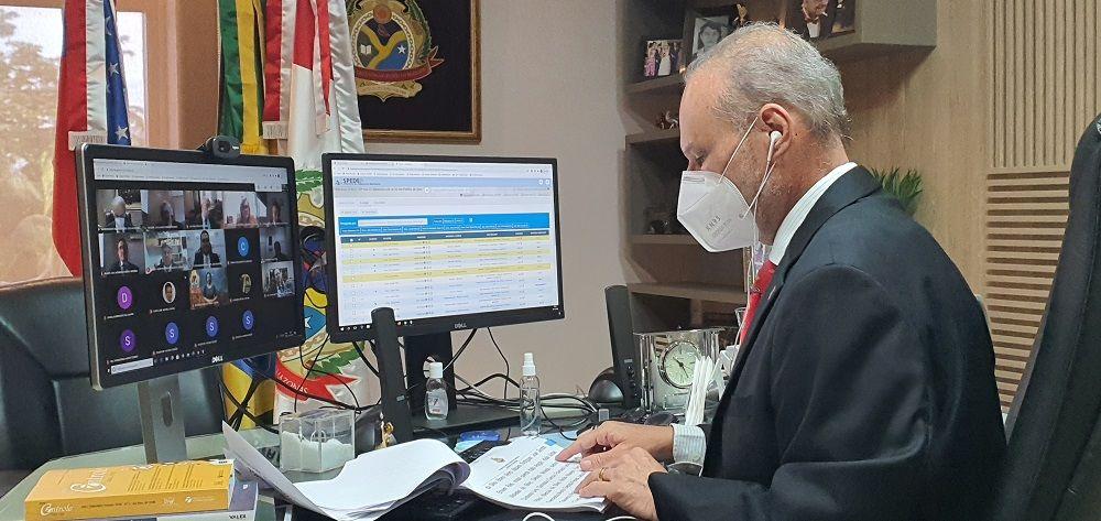 TCE-AM multa ex-presidente da Câmara de Careiro em R$ 2 milhões