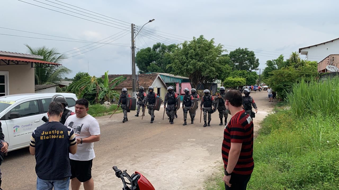 População em Borba pede nova eleição após resultado que reelegeu Simão Peixoto