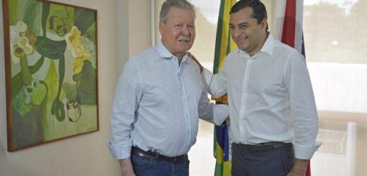 Arthur compara Wilson Lima com Hitler e fala em pior governador do Amazonas