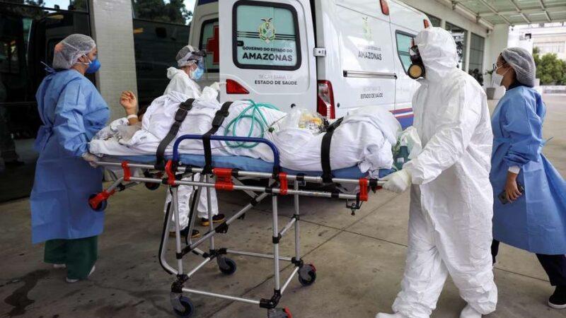 28 de Agosto fecha as portais e pacientes são orientados a levar o próprio oxigênio