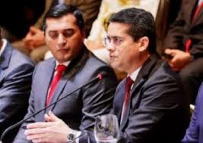 Covid-19: Bolsonaro acusa Wilson Lima e David Almeida de deixarem acabar oxigênio