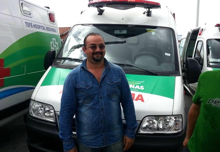 Sem leitos de UTI, ex-prefeito de Boa Vista do Ramos é entubado e luta para viver