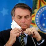 Só Deus me tira da cadeira presidencial', diz Bolsonaro sobre impeachment