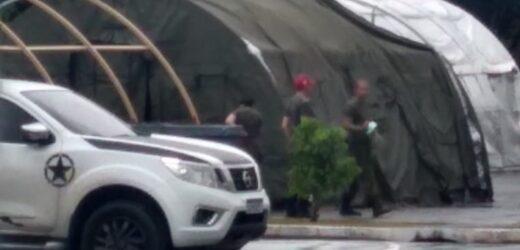 URGENTE: Bolsonaro manda instalar Hospital de Campanha em Manaus