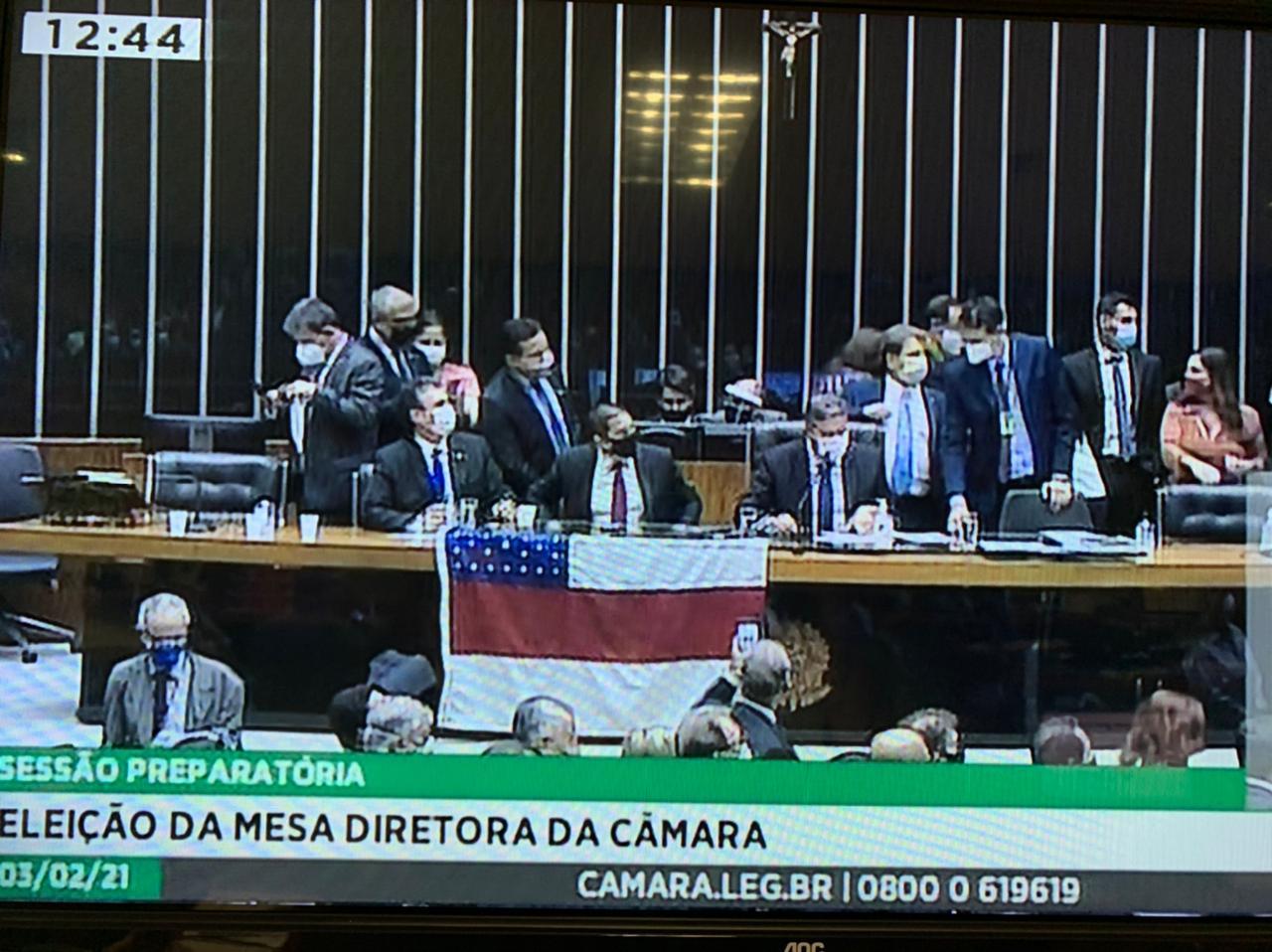 Marcelo Ramos é eleito 1º vice-presidente da Câmara Federal
