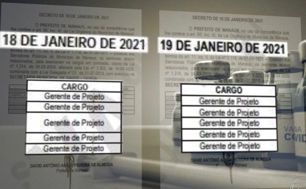 ESCÂNDALO: Fantástico expõe esquema de 'fura-fila' na Prefeitura de Manaus