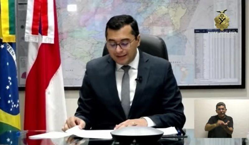 Wilson Lima anuncia ajustes no decreto de medidas restritivas nesta sexta-feira