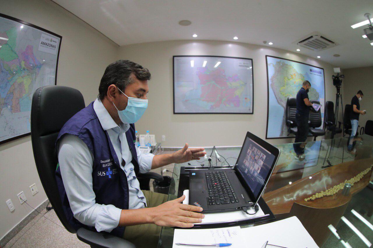 'Crise na saúde no Amazonas é um dos objetos da CPI da Pandemia', afirma deputado