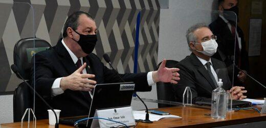 Omar Aziz critica Guedes: 'Puxa-saco americano que não consegue vacina