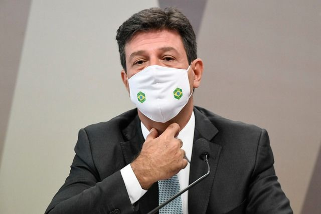 CPI da Pandemia ouve o ex-ministro da Saúde Luiz Henrique Mandetta; assista