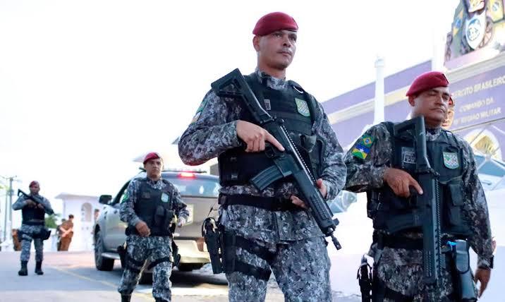 Força Nacional de Segurança Pública ficará 30 dias no Amazona