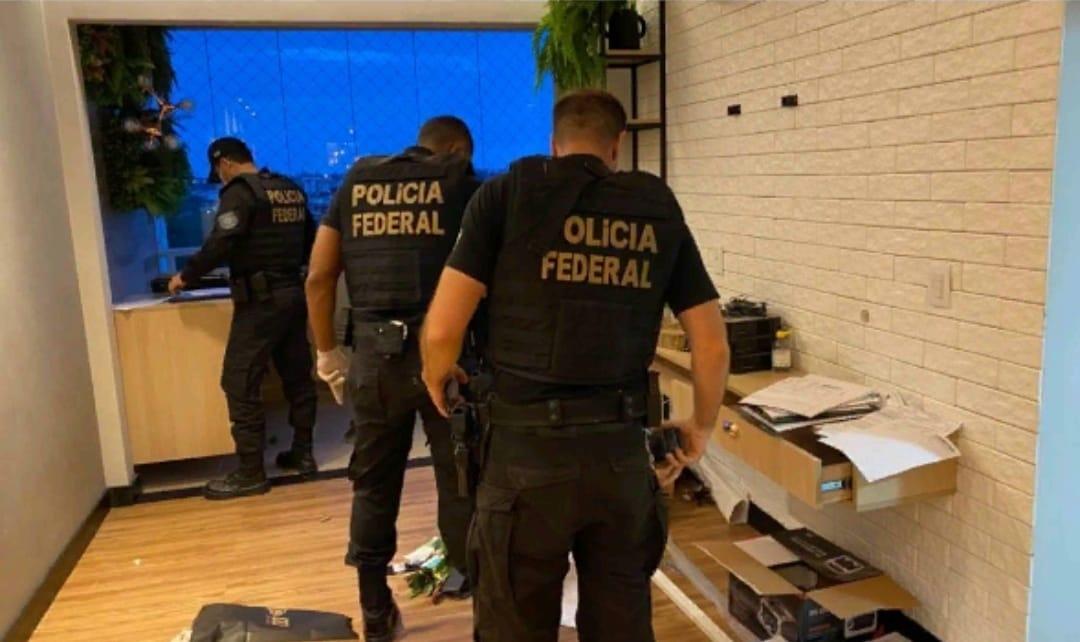 PF deflagra segunda fase da Operação Carga Viva em Manaus