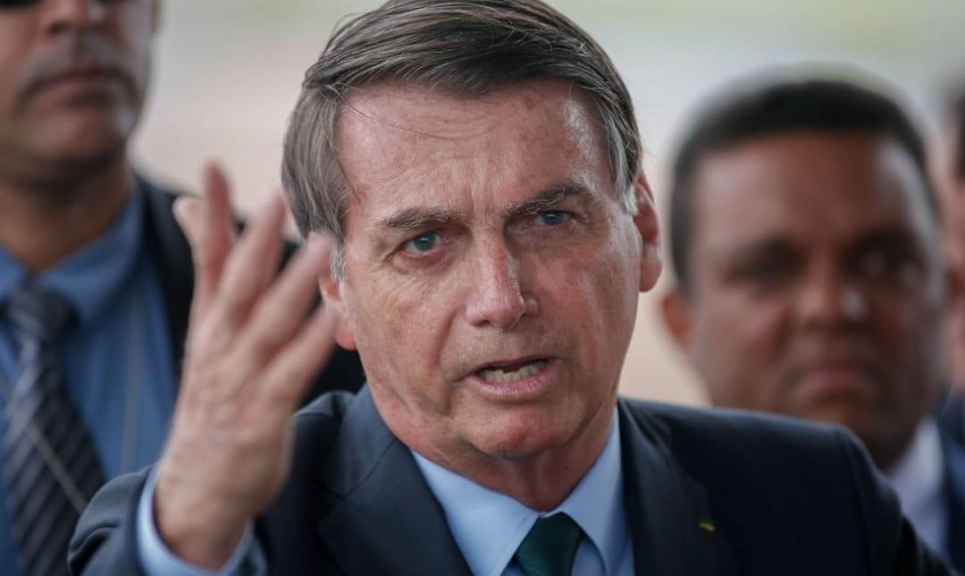 Bolsonaro critica decisão de Weber que permite a governador do AM não comparecer à CPI
