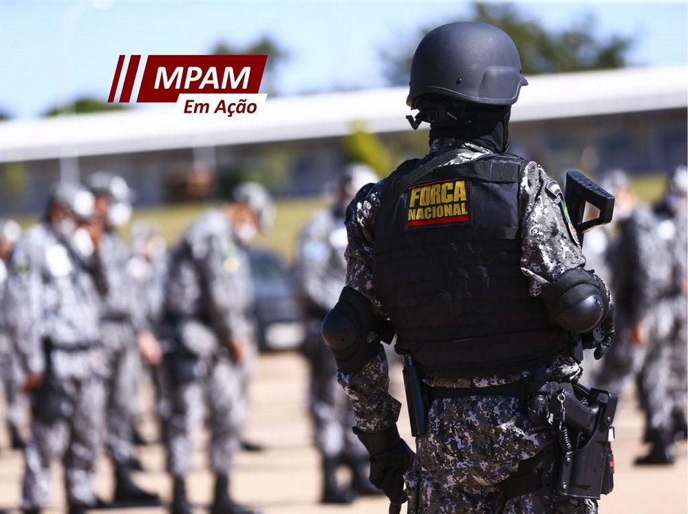 Resposta de Segurança Pública aos ataques criminosos no Amazonas será investigada pelo MP