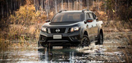 Nissan revela a edição limitada Frontier X-Gear